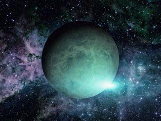 Retrógrado de Urano hasta el 11 de Enero 2020