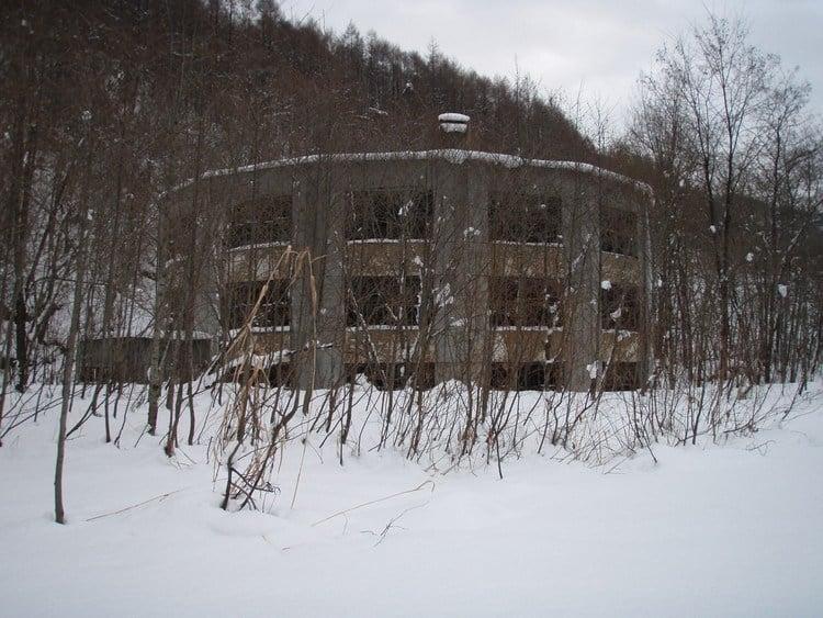 Ruinas de la Escuela Circular Hokkaido