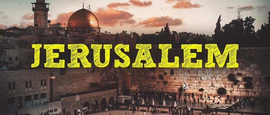 Jerusalén Espectacular