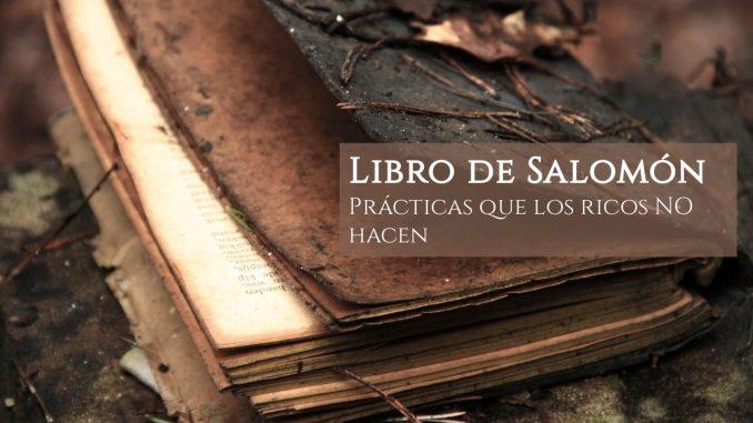 Libro de Salomón