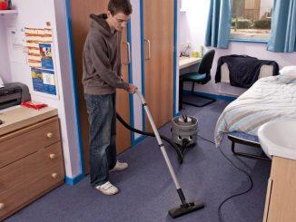 Quieres cambiar el mundo? Primero limpia tu habitación