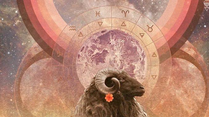 Luna Llena en el Signo Aries Octubre 2019