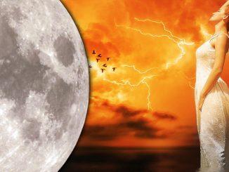 Luna Llena en el signo Tauro