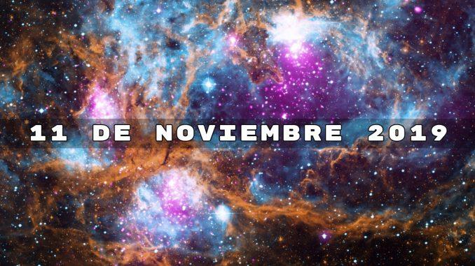 11 de noviembre 2019