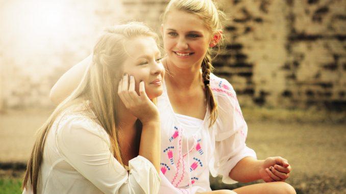 Cinco increíbles lecciones que he aprendido de mis hijas adolescentes