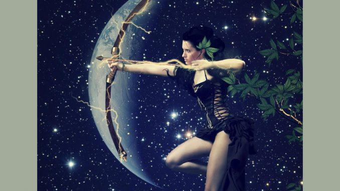 Luna Nueva en el signo de Sagitario