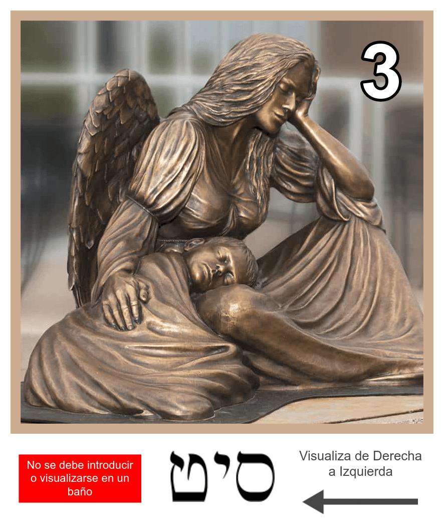 Como invocar alÁngel Sitael