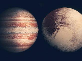 Conjunciones Júpiter Plutón 2020