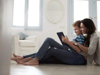 Hijos heredan la inteligencia de sus madres
