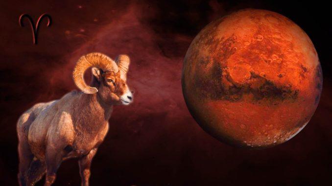 Marte Retrógrado en Aries 2020