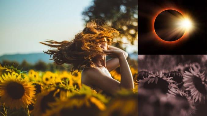 Eclipse 21 Junio 2020 coincide la Luna Nueva y con el Sabba Litha