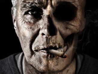 humo del cigarrillo