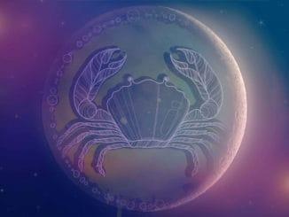 Luna Nueva en Cáncer