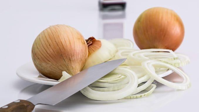 Cebollas gran imán para las bacterias