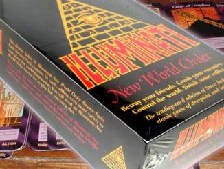 Juego de cartas Illuminati