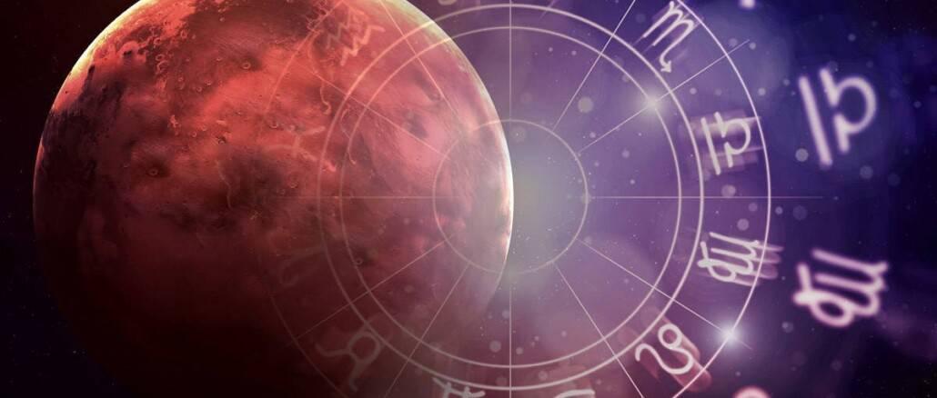 Marte Retrógrado en la Carta Natal