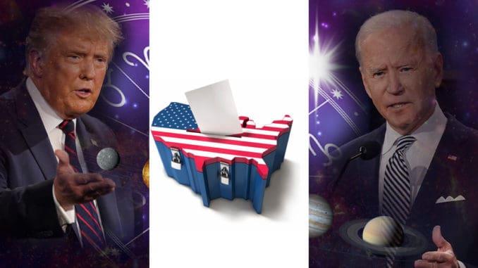 Mercurio Retrógrado Día de la Elección EEUU 2020