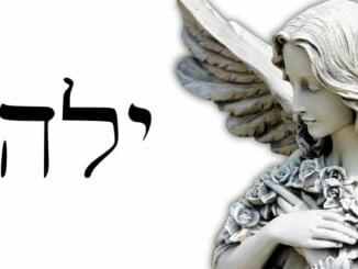 Angel 44 Yelahiah