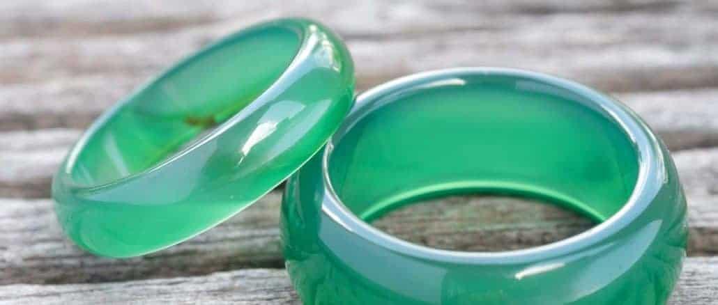 Usar anillos de Jade