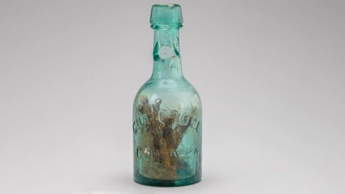 Botella de brujas durante la Guerra Civil de EE.UU.