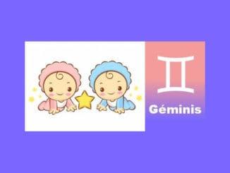 Niños Géminis