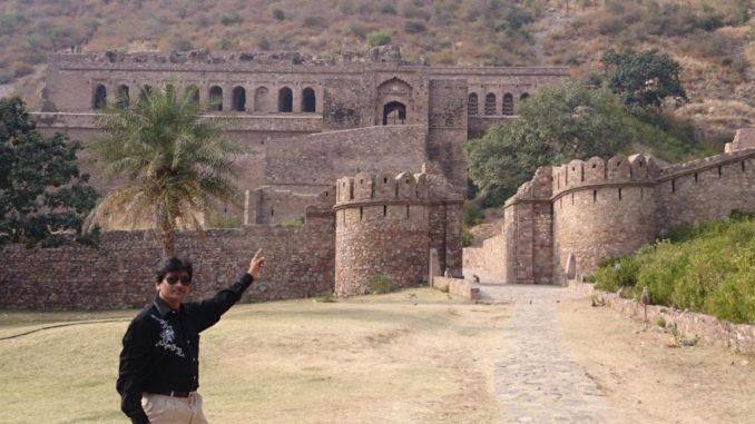 Bhangarh en la India