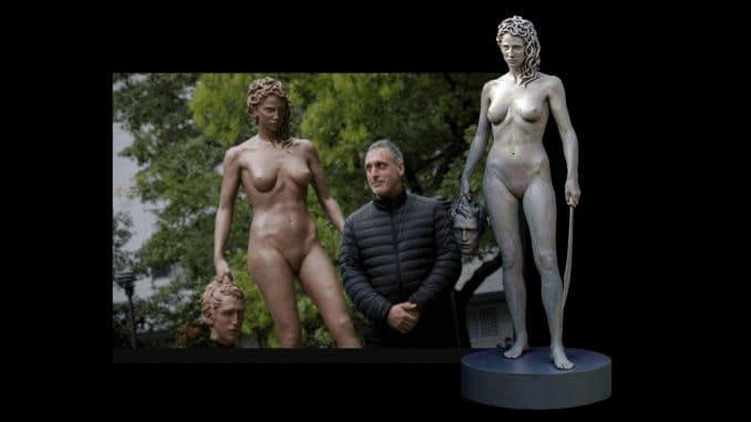 Polémica Estatua de Medusa