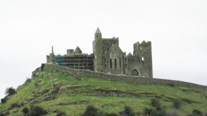 Antigua bendición irlandesa