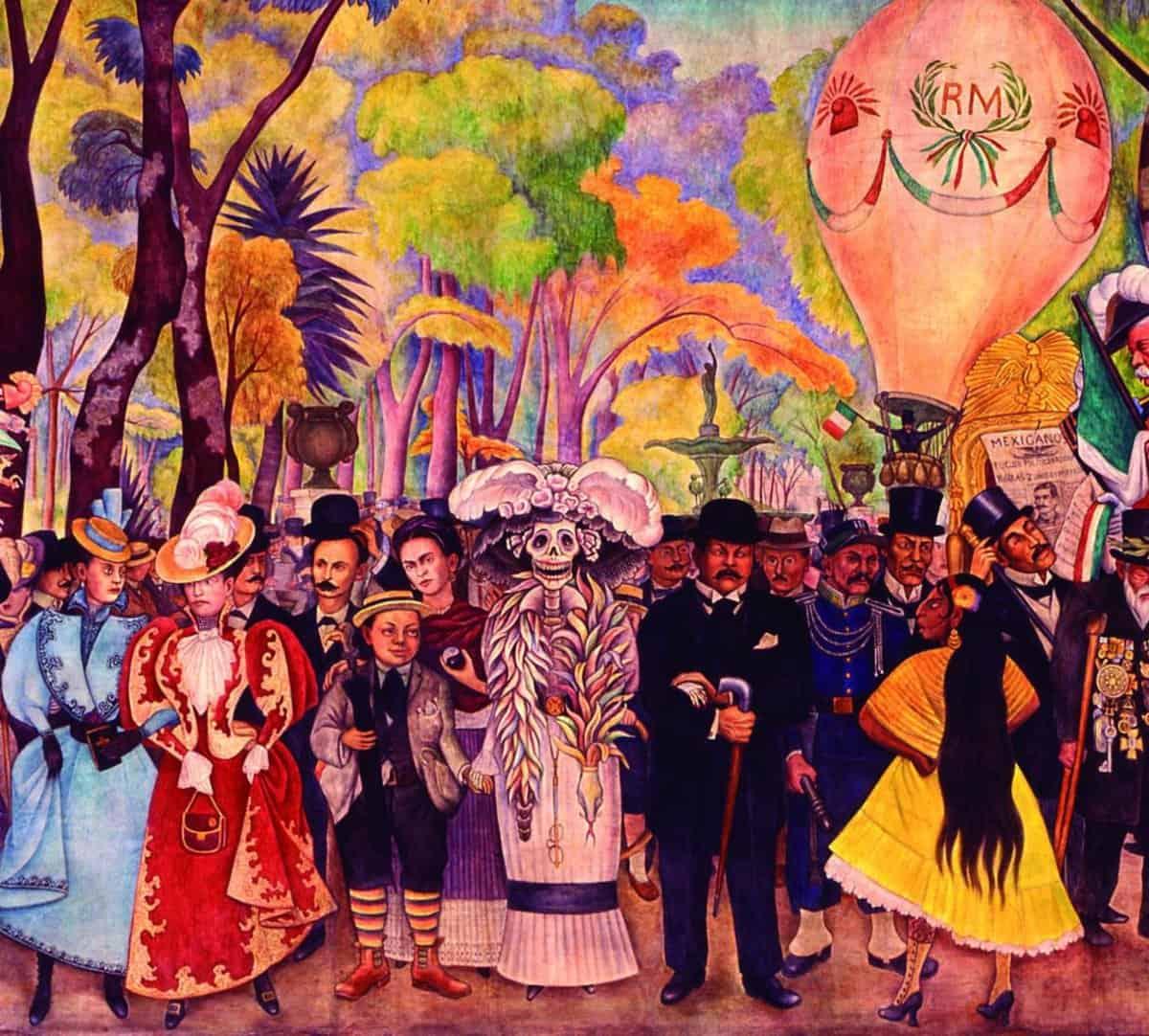 Catrina Diego Rivera