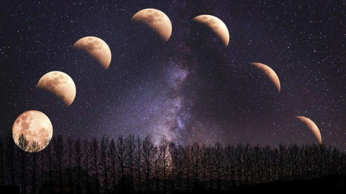 Eclipse lunar y vientos de cambio