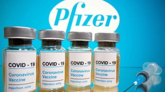 Dios y la vacuna de Pfizer