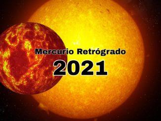 Mercurio Retrógrado 2021