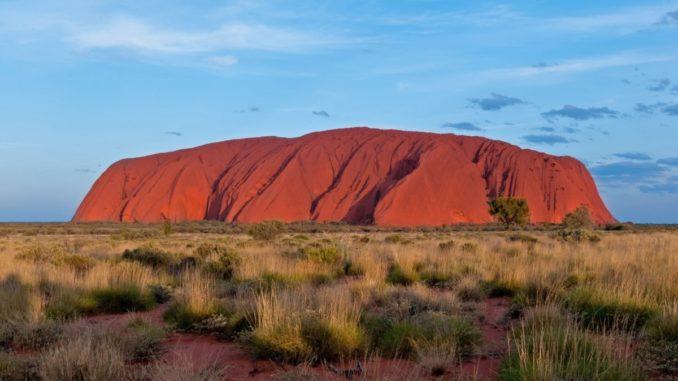 Profecía Aborigen de Uluru