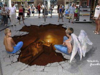 Busca a los ángeles
