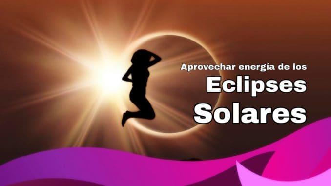 energía de los eclipses solares