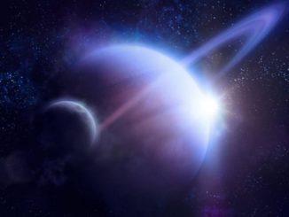 Alineación de Júpiter y Saturno