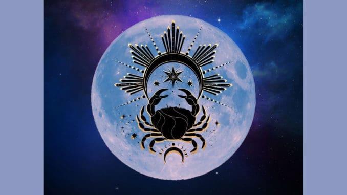 Luna Llena en el Signo Cáncer