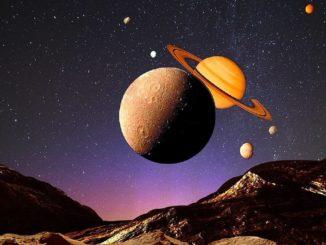 Luna Nueva y Eclipse Solar en Sagitario