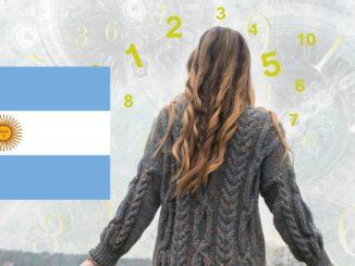 Numerología 2021 Argentina