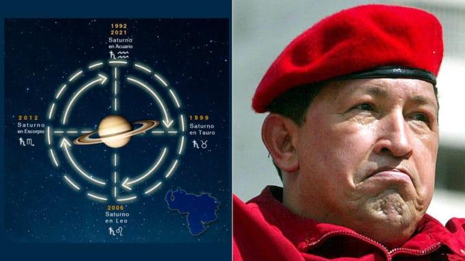 profecía de Hugo Chávez 2021