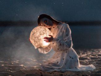 Luna Llena en Virgo