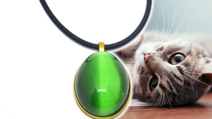 Piedra Ojos de Gato