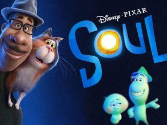 Película SOUL Disney