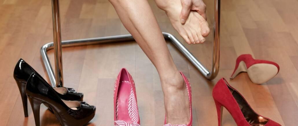 El amor y los zapatos