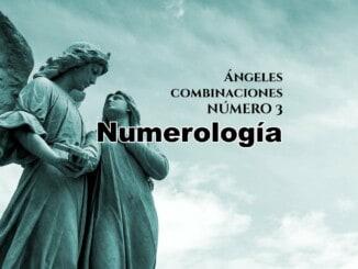 Números Angelicales Combinaciones Número 3