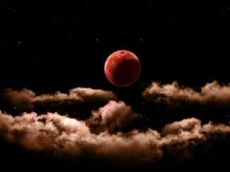 Efectos Eclipse Total de Luna Mayo 2021