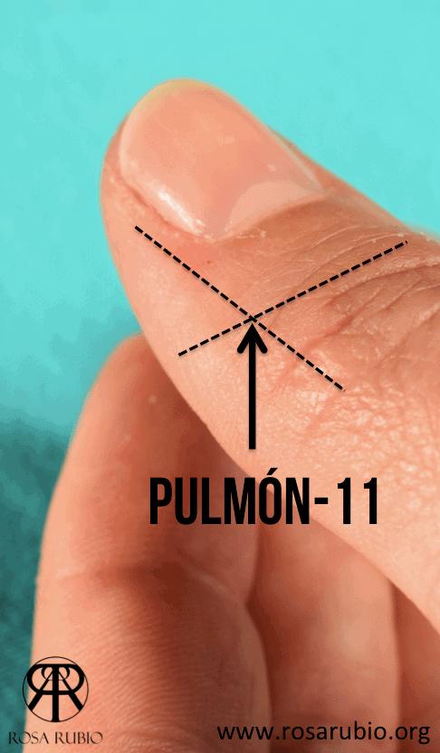 pulmon acunpuntura