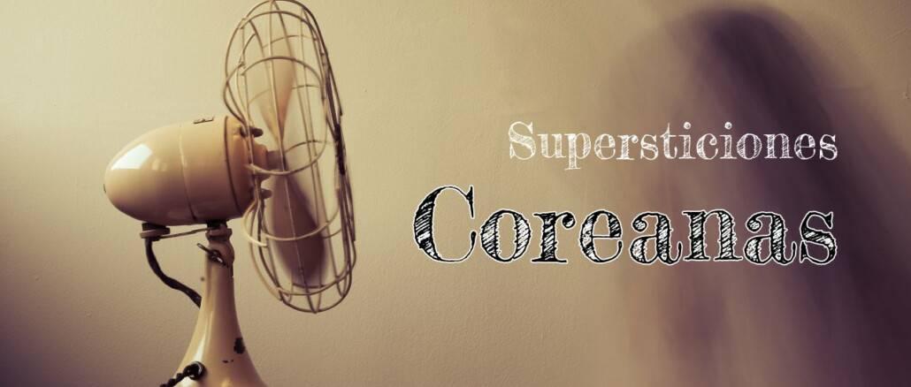 Supersticiones Coreanas