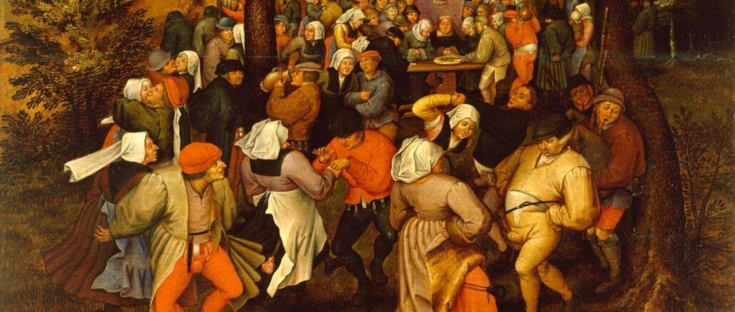 Epidemia de Baile de 1518